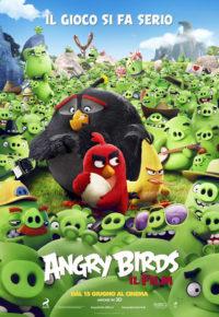 locandina angry birds