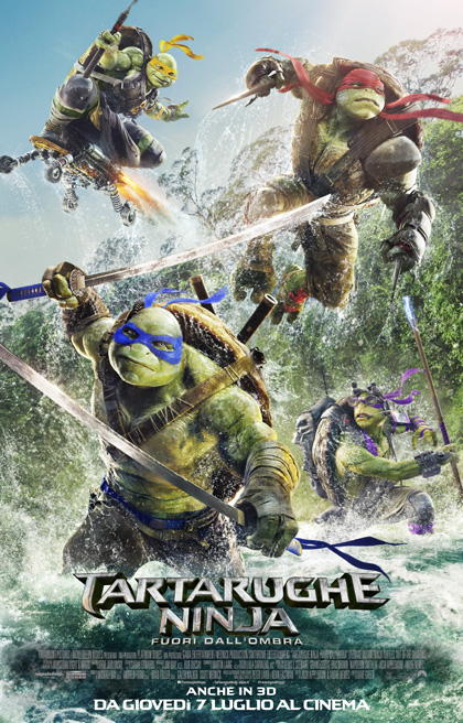 Tartarughe Ninja – Fuori dall'ombra