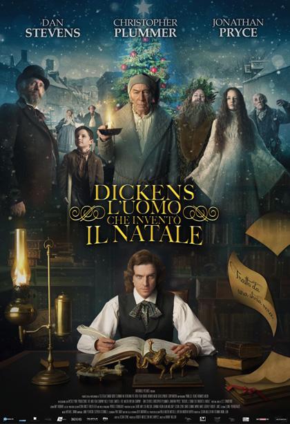 Film Di Natale Per Bambini.Dickens L Uomo Che Invento Il Natale Cinema Sottoriva
