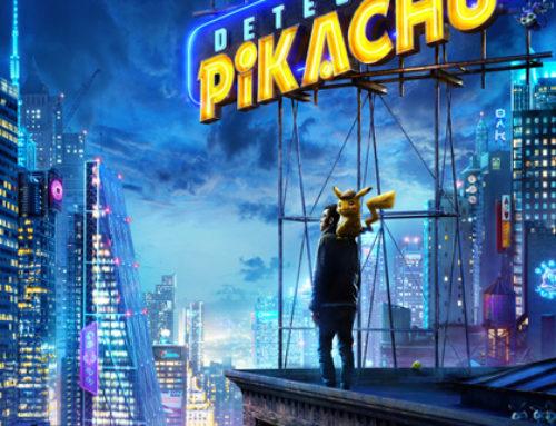 Poster Pokémon – Detective Pikachu